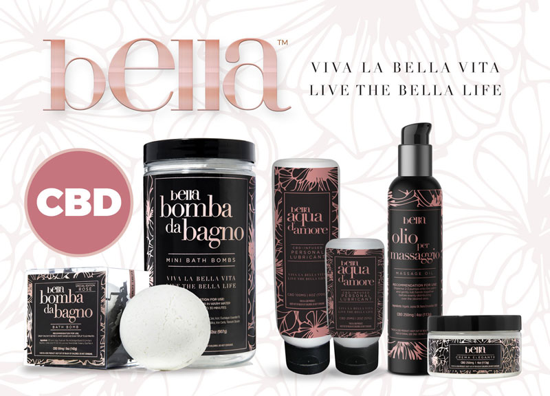 Bella CBD product line