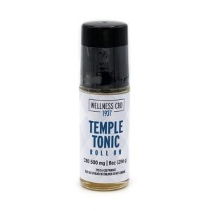 CBD Temple Tonic