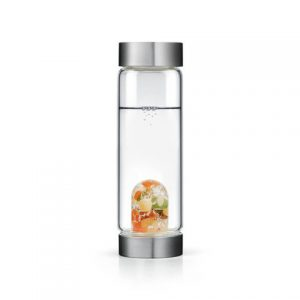 Happiness by Vita Jewel Water Bottle
