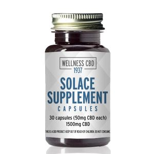 CBD Solace Supplement